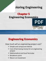 Chapter 5 Engineering Economics