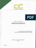 Beltrame, A.v.; Veado, r.w.a. a Biosfera. Biogeografia