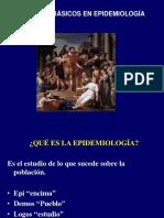 Clase 1 Principios Basicos en Epidemiología