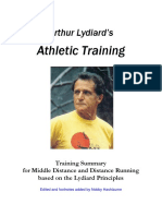 Athletic Training Lydiard (Best)