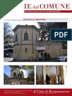 Notizie Dal Comune di Borgomanero del 23 Marzo 2019