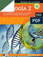 Biología 2 NES_docente (Sin Respuestas)