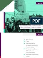 Minuta - Análisis Crítico NEP (MUD 2017)