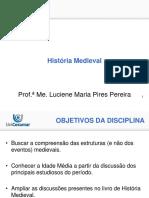 Aula 01 Historia Medieval