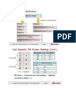 RS Signal and PDSCH RE Power Calculation