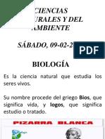 3. Biología y Caracterización de Los Seres Vivos 09-02-2019