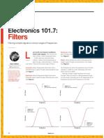 Understanding & Creating Filters