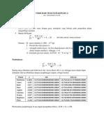 Modifikasi Hukum III Kepler