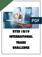 International Trade Challenge