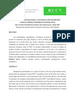 Modelos Animalespara Investigacion de Priones