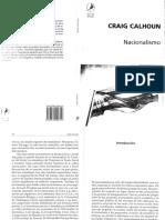 Craig Calhoun - Nacionalismo (2007).pdf