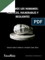 Asi somos los humanos. plasticos, vulnerables y resilientes .pdf