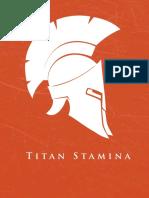 Dan Madden - Titan Stamina