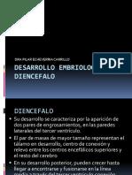 DESARROLLO EMBRIOLOGICO DEL DIENCEFALO.ppt