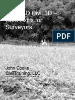 Cooke_AutoCAD Civil 3D Core Concepts