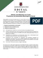 Ordem de Trabalhos e documentação - 2ª Sessão Extraordinária 2019 (25/03/2019) - Assembleia Municipal do Seixal