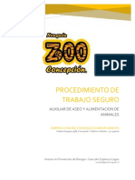 procedimental trabajo seguro zoo