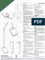 Ottlite Executive Desk Lamp Manual