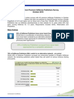 Search Forecast Brief AdSense Publishers Whitepaper