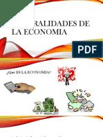 Generalidades de La Economia - Terminada