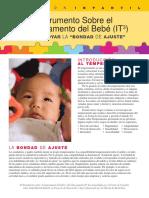 Intrumento Temeramento Bebe It3-Infant-esp