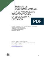 Diseno Instrucional-Modelo Praddie