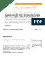 (SF) - DR3 - Ciência e Controvérsias Públicas (CCP)