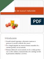 Fabrica de Sucuri Naturale
