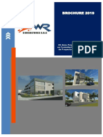 Brochure Wr Consultores Sac 2019