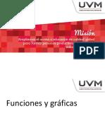 Funciones y Graficas Parte 1