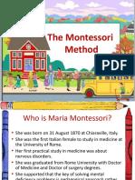 The Montessori Method.pptx Reports