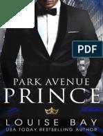 Louise Bay 02017 Park Avenue Prince