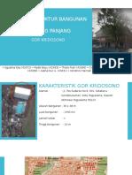 Analisis Gor Kridosono