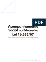 Cartilha Social Educacao