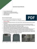 Capacitación residuos sólidos urbanos utilizando equipos compactadores de carga bilateral