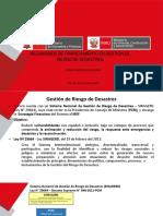 Mecanismos de Financiamiento en Gestión de Riesgos de Desastres - Lic.jessica Gonzáles Vildoso