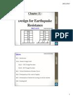 GCV405-RCII-Chapter 11 -Design for Earthquake Resistance RW