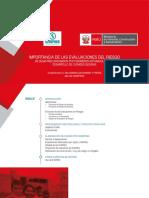 Importancia de las evaluaciones de riesgo de desastres, originados por fenomenos naturales - Vic.Wladimiro Giovannini Y Freire
