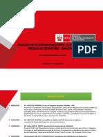 9.-Mecanismos de respuesta frente a un evento adverso - Sr.Walter Tapia Zanabria-OSDN