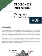Introducion Inyeccion Multipunto y Estratificada