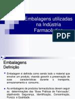 Farmacotécnica Embalagens