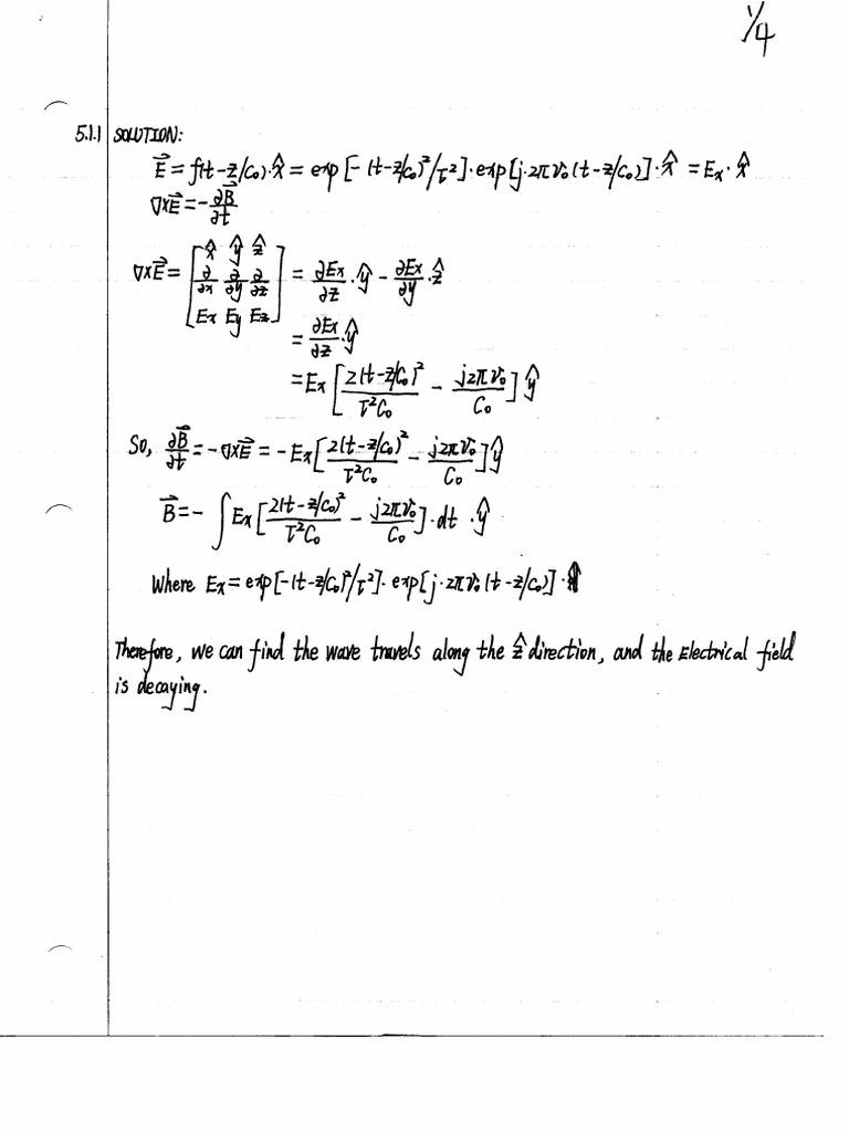 Solution Of Fundamentals Of Photonics Teaching Mathematics Computing And Information Technology