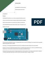 Arduino IDE Useful Manual