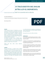 Diagnóstico y Tratamiento Del Dolor Cubital de Muñeca en El Deportista