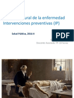 SP 7S Historia Enfermedad e N.prevenc.eam.2016-II