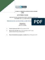 APS PAR 002 Concientizacion Movilizacion