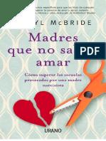 Madres que no saben amar - Karyl McBride.pdf