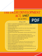 Delhi Development Act 1957