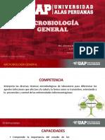 Primera Unidad Microbiología General 2019