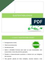 Apresentação Sustentabilidade - Versão Final
